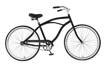 Cycle Source Group, Llc Cycle Force Group Cycle Force 26 inch Mens Cruiser Bike, Black