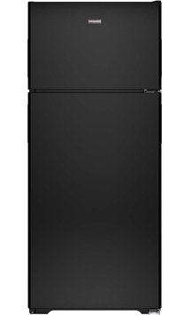 Hotpoint HPS18BTHBB 17.6 Cu. Ft. Black Top Freezer Refrigerator