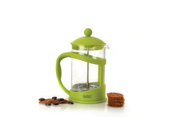 Sierra Accessories Studio Coffee / Tea plunger 3.4 cups Lime