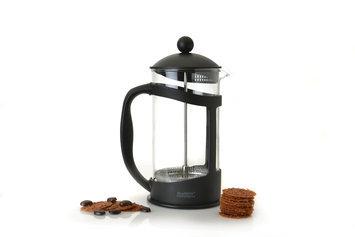 Sierra Accessories Studio Coffee / Tea plunger 4.4 cups Black