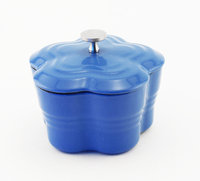 Berghoff International BergHOFF Blossom Covered Casserole Dish (Blue)