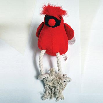Pet Qwerks Red Bird W/Rope