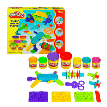 Play-Doh Toolin' Around - HASBRO, INC.