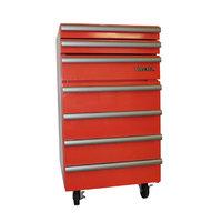 Versonel VSL18RTC3R Portable Red Garage Toolbox Refrigerator