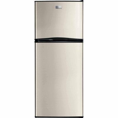 Frigidaire 10 cu. ft. Top Freezer Refrigerator - Silver Mist