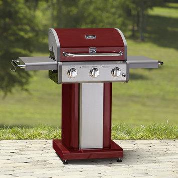 Kenmore 3 Burner Red Patio Grill - waterbury garment