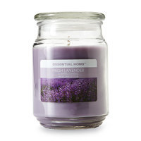 Essential Home Floral Garden 18 oz. Jar Candle