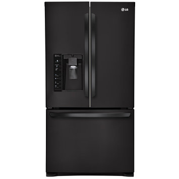 LG Electronics Refrigerator. Ice Maker. 28.8 cu. ft. French Door Refrigerator in Smooth White with Dual s LFXS29626W
