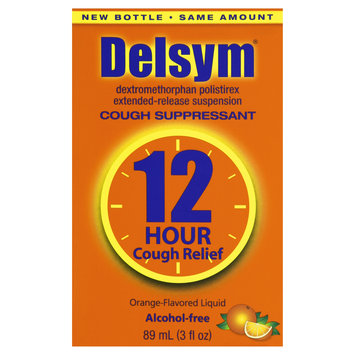 Adams Laboratories Inc Cough Suppressant - Orange Flavor 3 fl oz