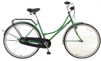 Hollandia Amsterdam V Bike Metallic Green 19