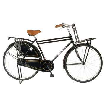 Cycle Force Group Llc Hollandia Opa 28 Citi Bicycle, Black - 28