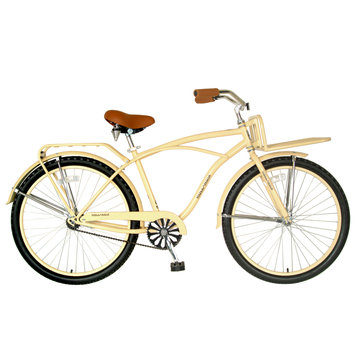 Hollandia HOLL-1 Holiday M1 Bike in Ivory