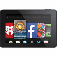 Amazon - Fire Hd 7 Tablet - 16GB - Black