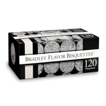 Bradley Smoker Apple Bisquettes - 120 Pack
