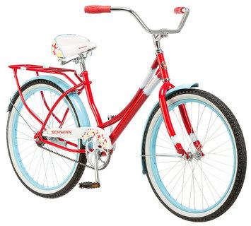 Schwinn 24in Girl's Cruiser Windwood Bike