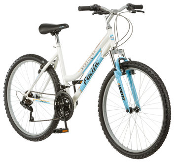 Pacific Evolution 26 Inch Women's Mountain Bike - PACIFIC CYCLE, LLC