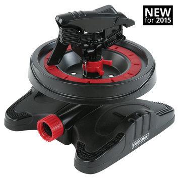 Craftsman Adjustable Pattern Sprinkler - HUNTER-MELNOR