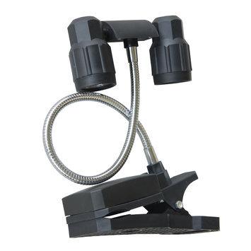 Kenmore 045774878486 6-LED Flexible Grill Light - Black