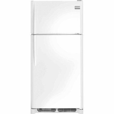 Electrolux Appliances Frigidaire - Gallery 18.3 Cu. Ft. Top-freezer Refrigerator - White