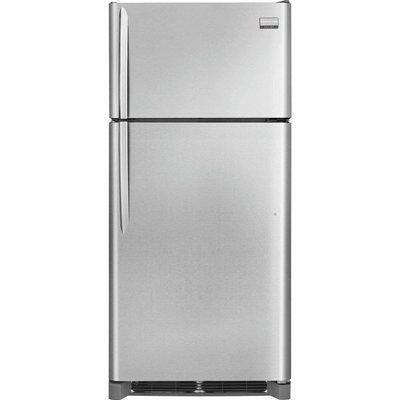 Electrolux Appliances Frigidaire - Gallery 18.3 Cu. Ft. Top-freezer Refrigerator - Stainless Steel