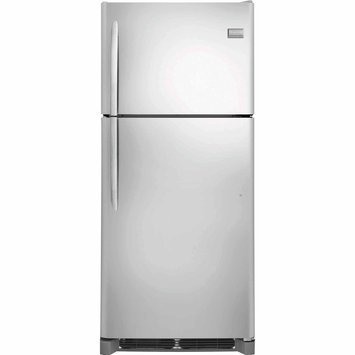 Electrolux Appliances Frigidaire - Gallery 20.4 Cu. Ft. Top-freezer Refrigerator - Stainless Steel