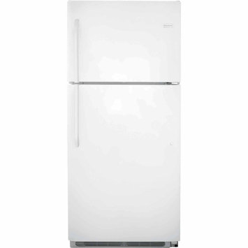 Frigidaire 20.5 Cu. Ft. Top Freezer Refrigerator - Pearl White