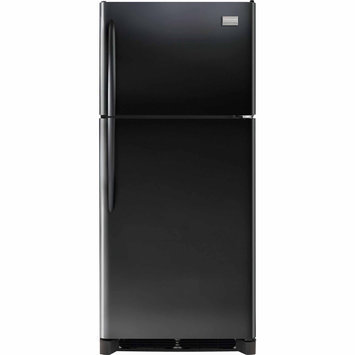 Electrolux Appliances Frigidaire - Gallery 20.4 Cu. Ft. Top-freezer Refrigerator - Black