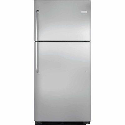 Frigidaire 20.5 Cu. Ft. Top Freezer Refrigerator - Stainless Steel