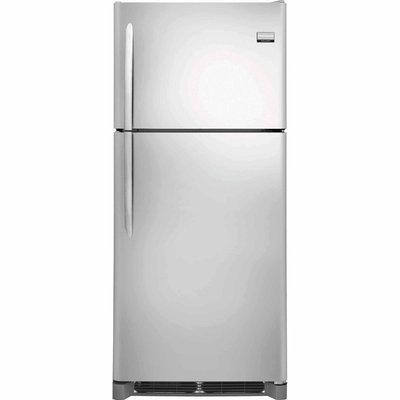 Frigidaire Gallery 20.4 Cu. Ft. Top Freezer Refrigerator - Smudge-Proof Stainless Steel