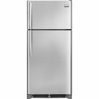 Frigidaire Gallery 18.1 Cu. Ft. Top Freezer Refrigerator - Smudge-Proof Stainless Steel