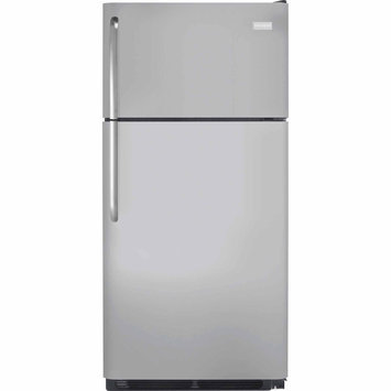 Electrolux Appliances Frigidaire - 20.5 Cu. Ft. Top-freezer Refrigerator - Silver Mist