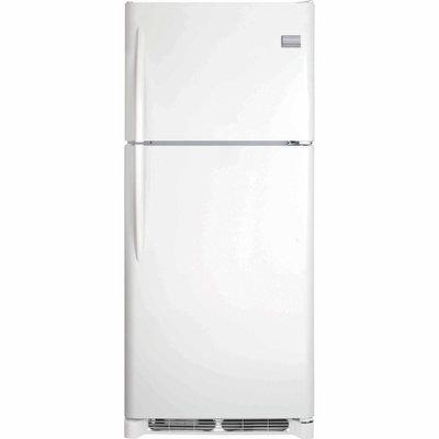 Frigidaire Gallery 20.4 Cu. Ft. Top Freezer Refrigerator - Smooth White