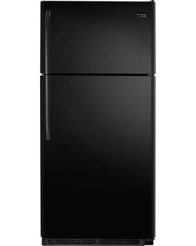 Frigidaire Refrigerator. 18 cu. ft. Top Freezer Refrigerator in Ebony FFHT1831QE