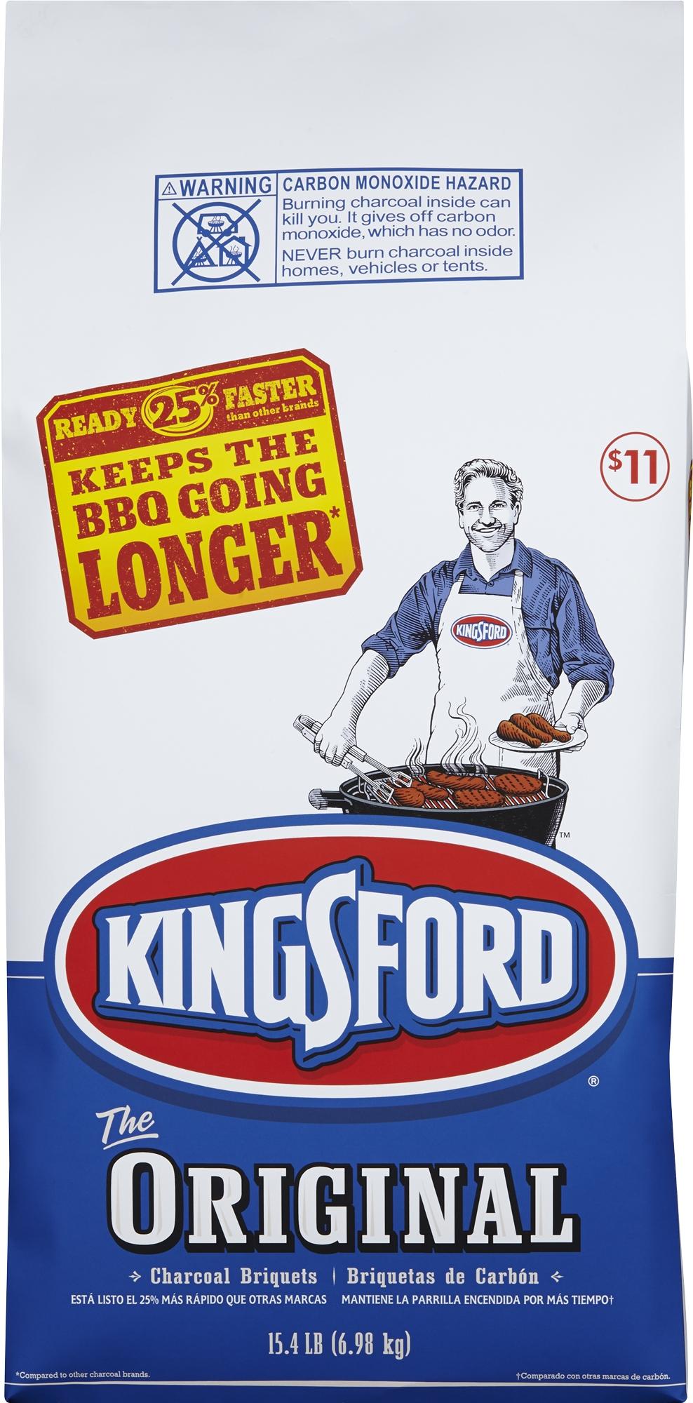 Kingsford Charcoal Briquettes Original (31182)