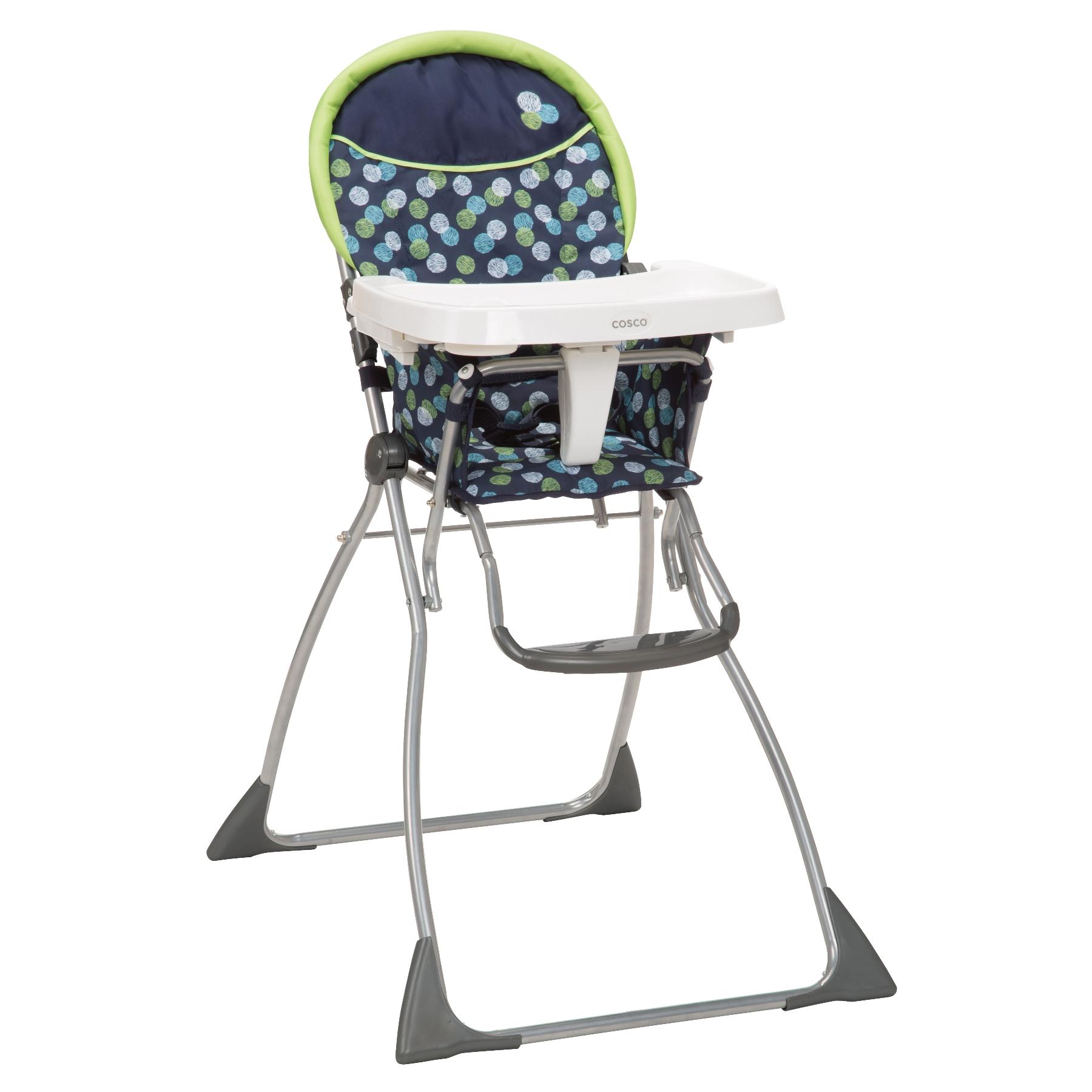 Cosco Folding Highchair Metro Dot - DOREL JUVENILE GROUP
