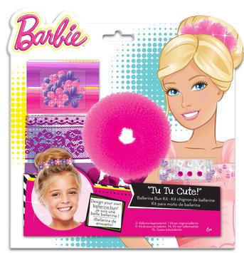 Fashion Angel Barbie TuTu Cute Ballerina Bun Kit