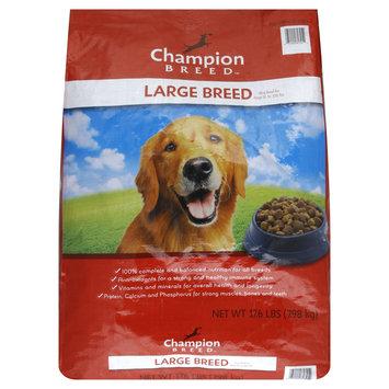 Champion Breed Large Breed Dog Food, 17.6 lbs - KMART CORPORATION