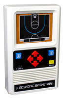 The Bridge Direct Retro Electronic Games-Basketball