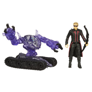 Marvel Entertainment Group Marvel Comics Avengers Age of Ultron Hawkeye Vs. Sub Ultron 004 Figure Pack - HASBRO, INC.