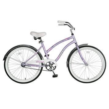 Cycle Force Girl's Mantis 24 inch Malana Beach Hopper Junior - Lavender