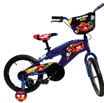 Street Flyers Angry Birds Space Bike - Multicolor (16