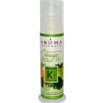 Aroma Naturals OmegaX Vitamin K Creme 3.3 ounces