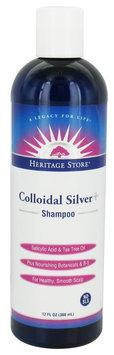Heritage - Shampoo Colloidal Silver Plus - 12 oz.