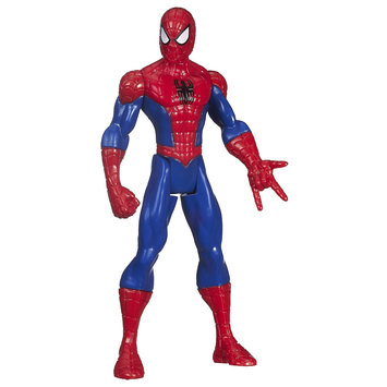 Marvel Entertainment Group Marvel Comics Ultimate Spider Man Web Warriors Classic Spider Man Basic Figure - HASBRO, INC.