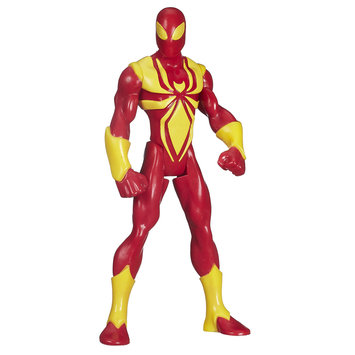 Marvel Entertainment Group Marvel Comics Ultimate Spider Man Web Warriors Iron Spider Basic Figure - HASBRO, INC.