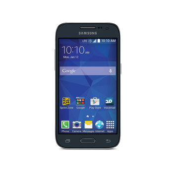Boost Mobile - Samsung Galaxy Prevail Lte With 8GB Memory No-contract Cell Phone - White