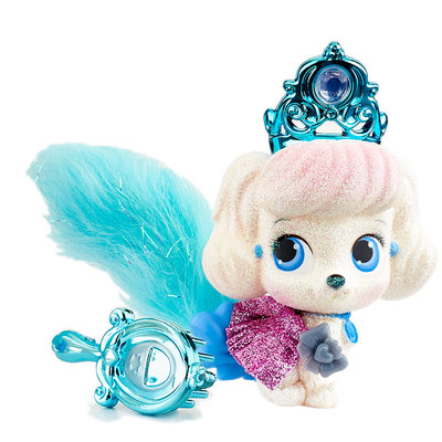 Blip Toys Disney Princess Palace Pets Glitter Pets - Cinderella's Puppy Pumpkin