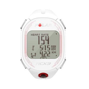 Polar RCX3 Sports Watch with Smart Coaching White