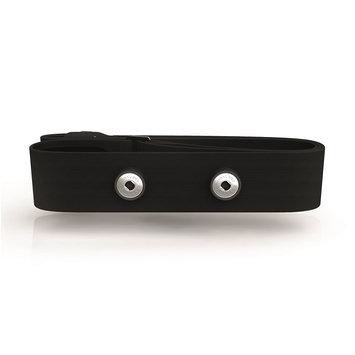 Polar Cic, Inc. Polar Soft Strap for Heart Rate Sensors Black XXXL