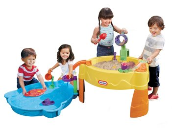 Little Tikes Inc Treasure Hunt Sand & Water Table